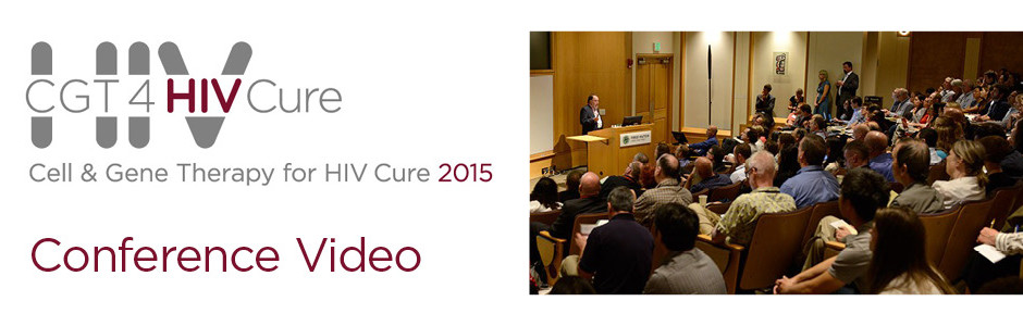 CGT4HIVCure 2015 Website - slider_conference video 1